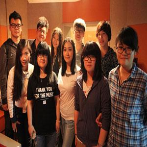 北京信息科技大学十佳歌手