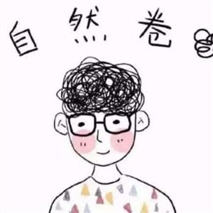 自然卷先生-刘鑫