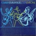 Tommy Emmanuel的专辑 CGP Live One (Live)