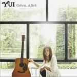 YUI��ר�� Green a.live (single)