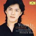 李云迪的专辑 Chopin/Lliszt piano concerto no.1