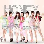 七朵组合的专辑 honey(单曲)