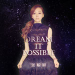 张靓颖的专辑 Dream it possible(单曲)