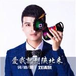 刘清泉的专辑 爱我就到陕北来