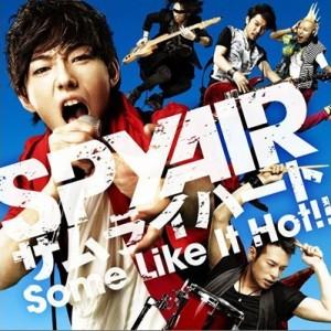 サムライハ�`ト(Some Like It Hot!!) (single)