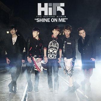 shine on me(单曲)
