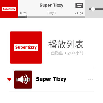 Super Tizzy