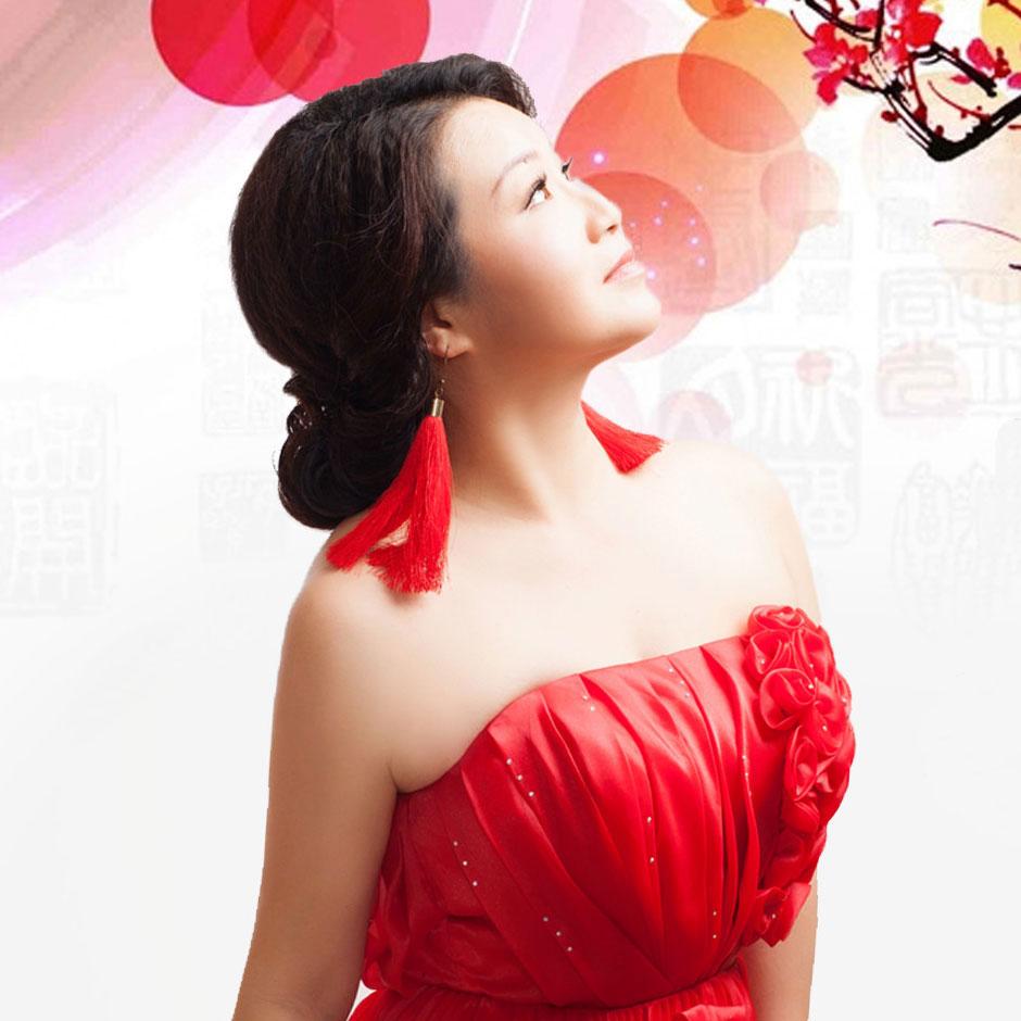 歌手俞静素颜照